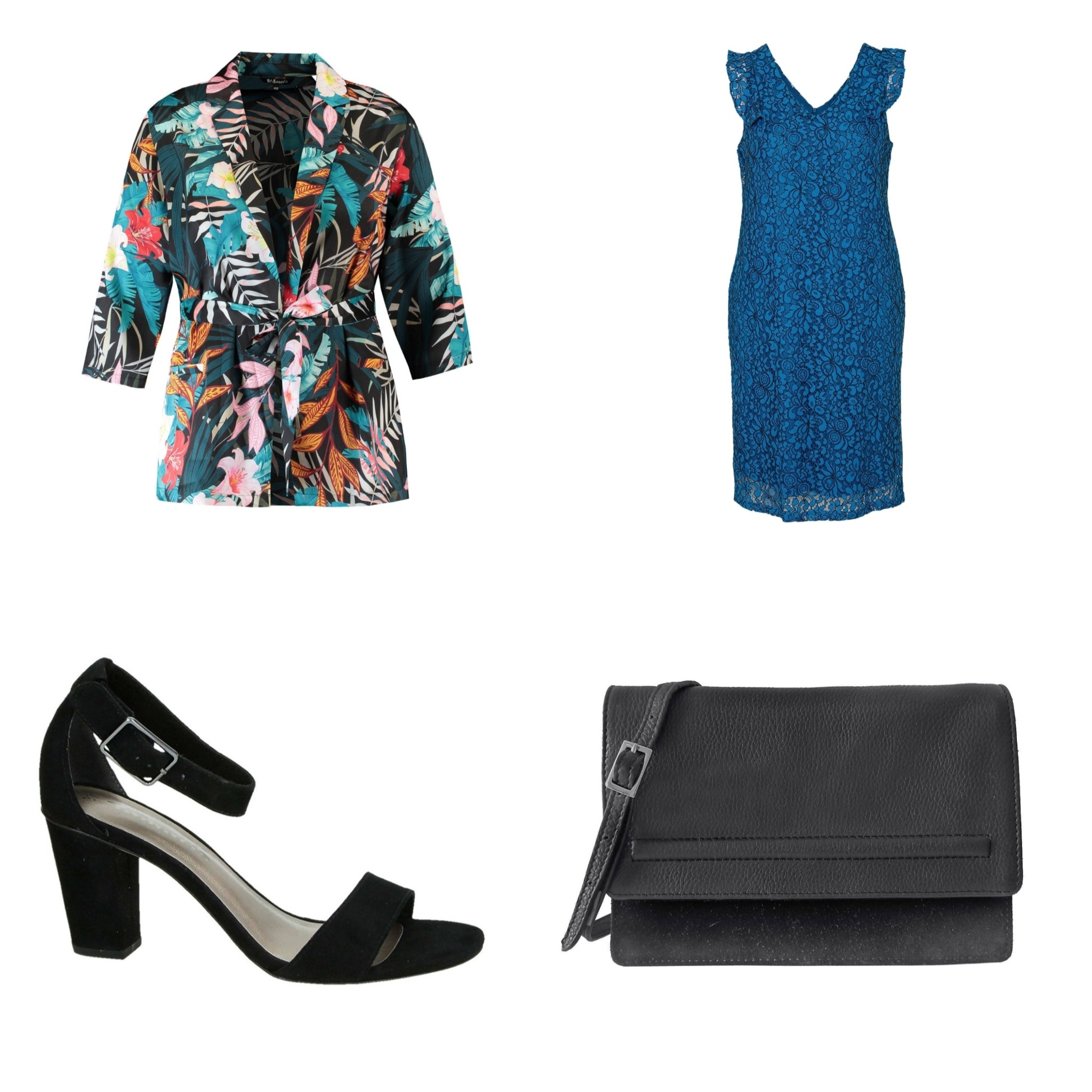 Plus Size Fashion Friday || The perfect dress