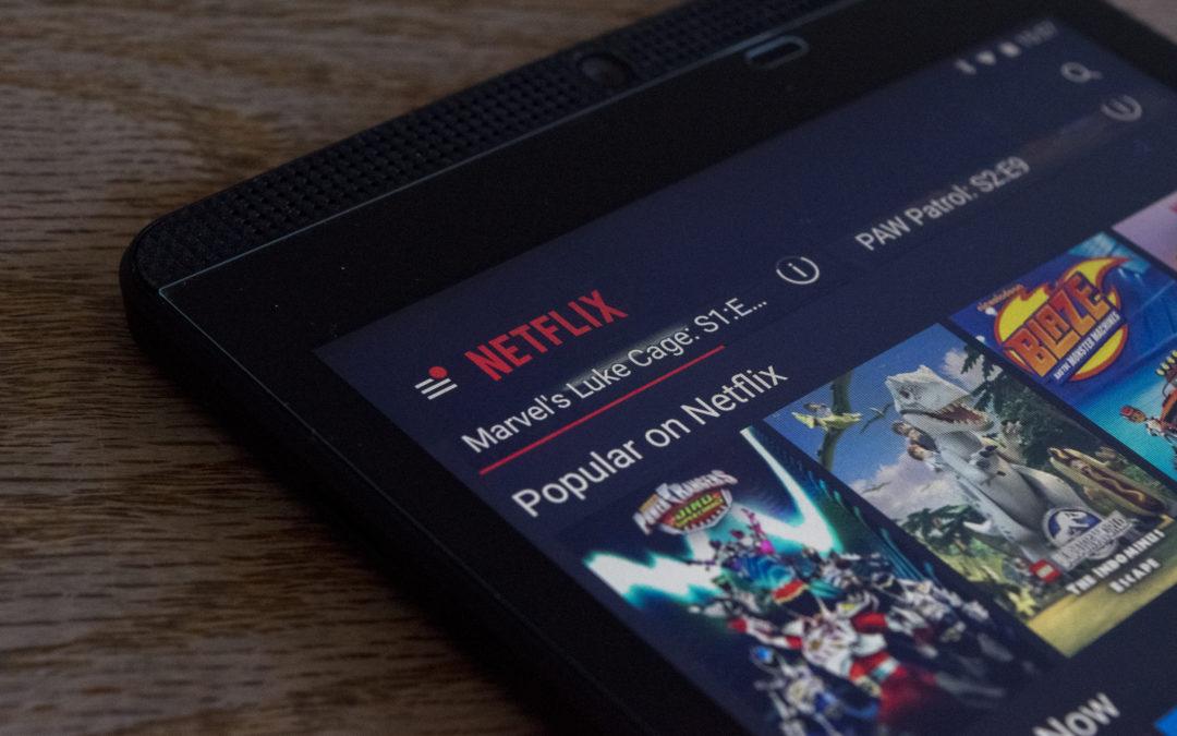 Must See    Netflix januari 2020