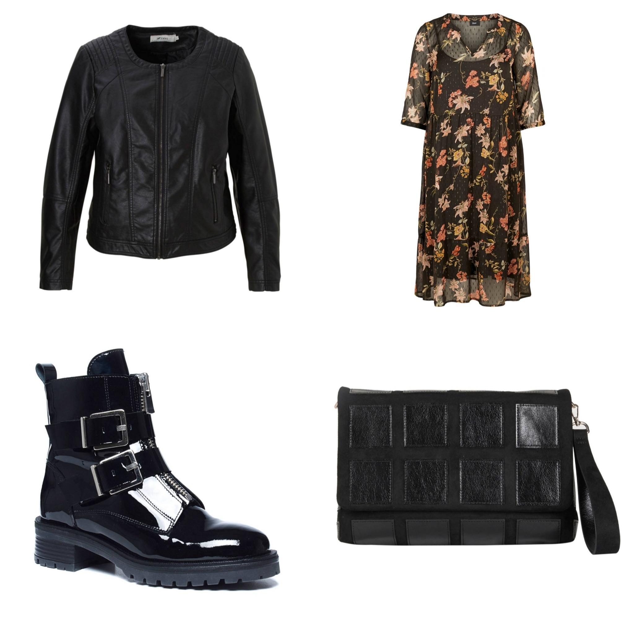 Plus Size Fashion Friday || Zizzi Fashion