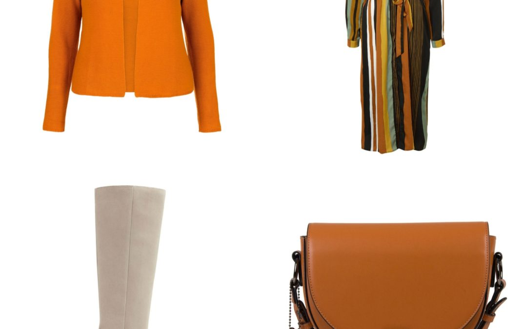 Plus Size Fashion Friday || Herfstige laagjes