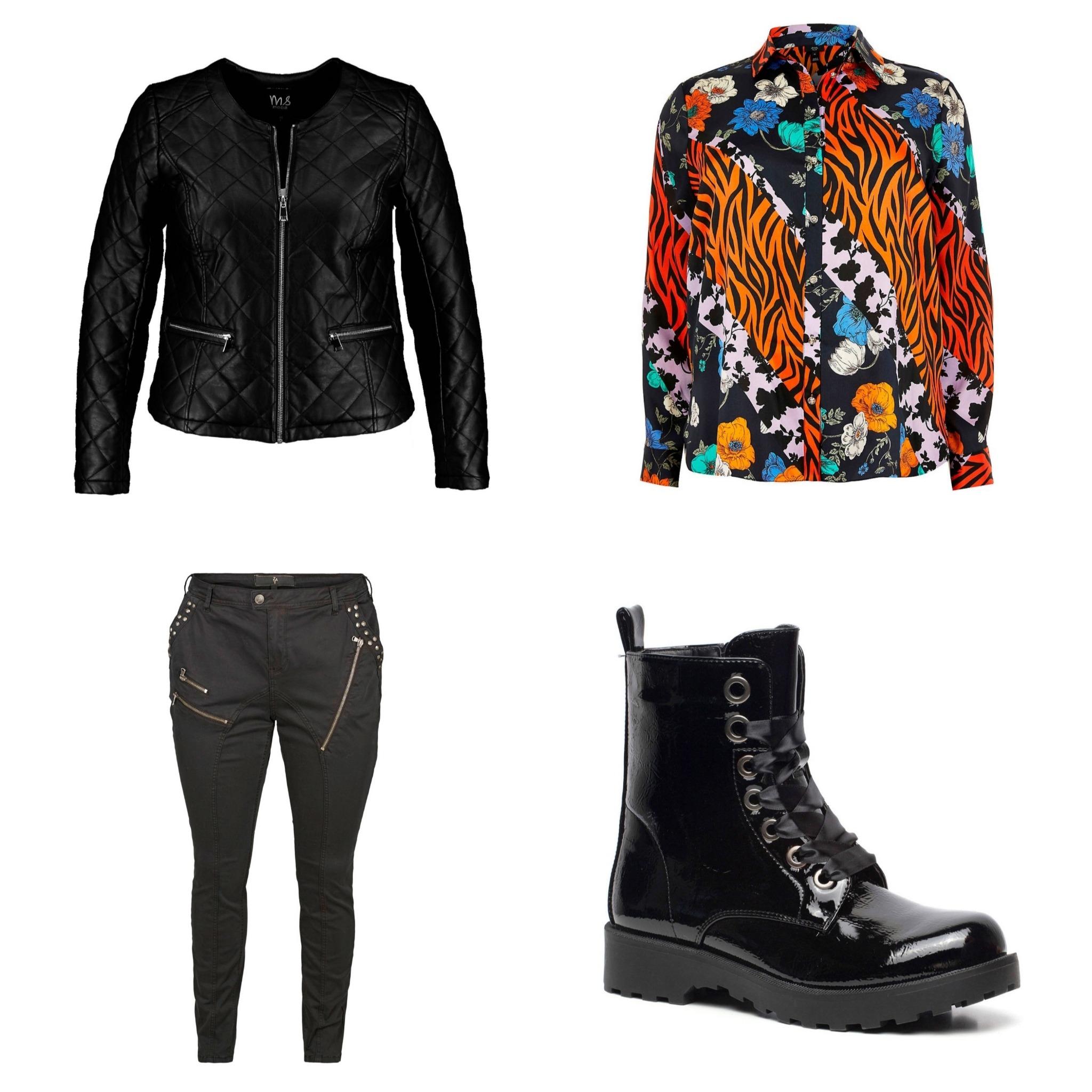 Plus Size Fashion Friday || Autumn pants