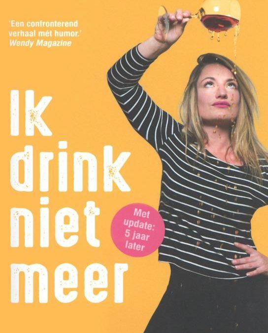 Book Tuesday || Ik drink niet meer – Loïs Bisschop
