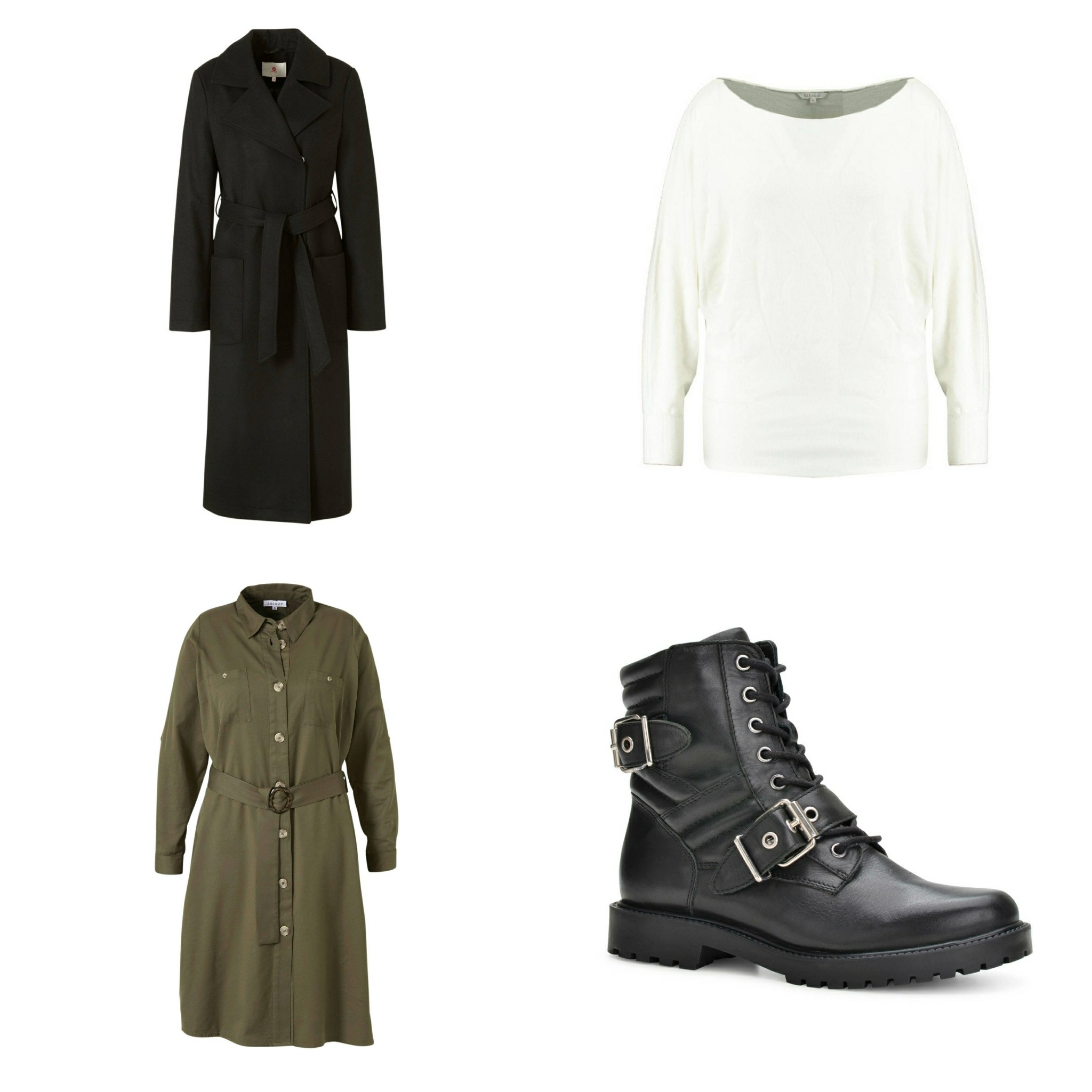 Plus Size Fashion Friday || Sweater weather