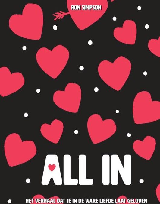 Book Tuesday    All in – Ron Simpson