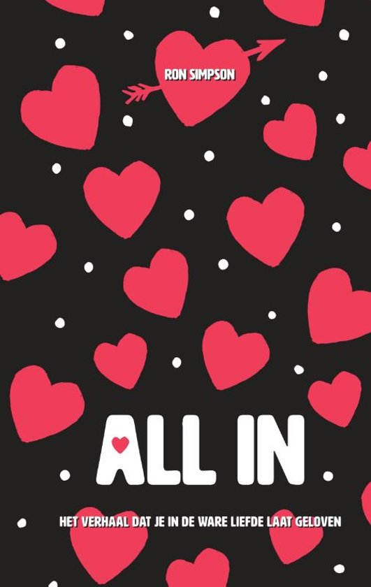 Book Tuesday || All in – Ron Simpson