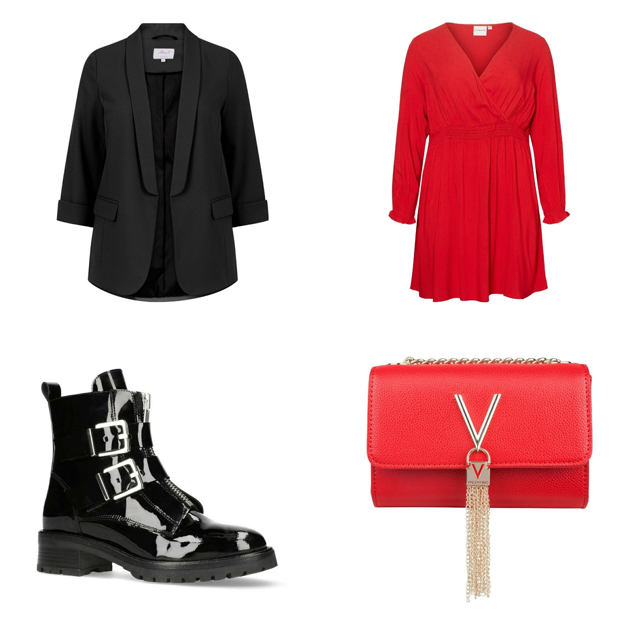 Plus Size Fashion Friday || Valentine's day ready