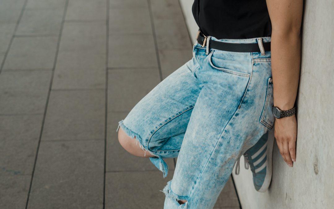 Plus Size Fashion Friday || Denim on Denim