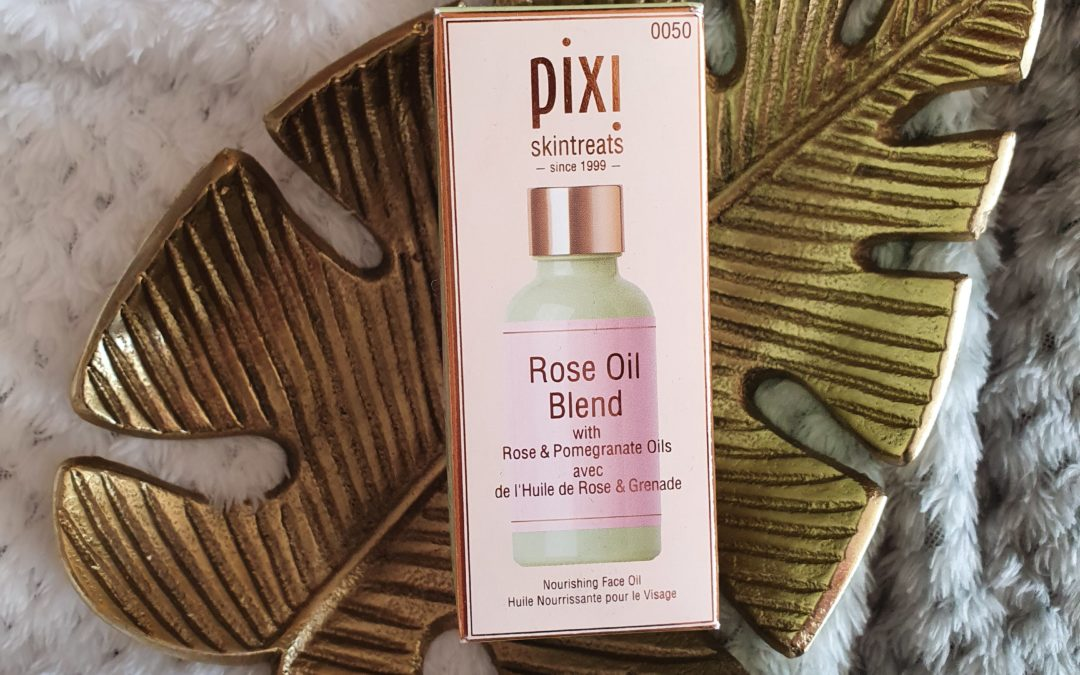 Beauty || Pixi Rose Oil Blend