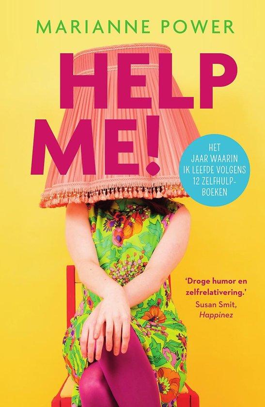 Book Tuesday    Help me! – Marianne Power