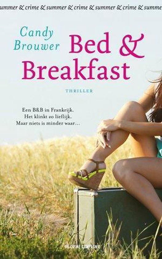 Book Tuesday || Bed & breakfast – Candy Brouwer