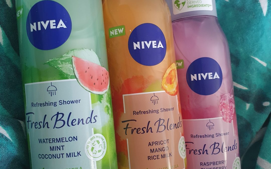 Beauty || NIVEA Fresh Blends