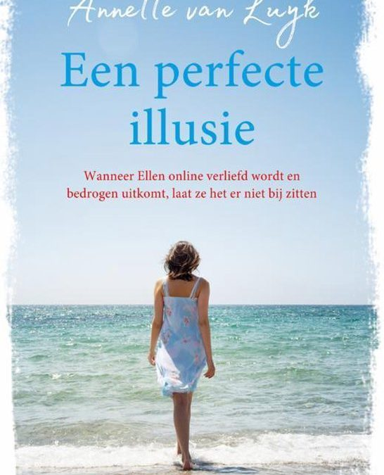Book Tuesday || Een perfecte illusie – Annette van Luyk
