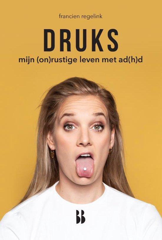 Book Wednesday || Druks – Francien Regelink
