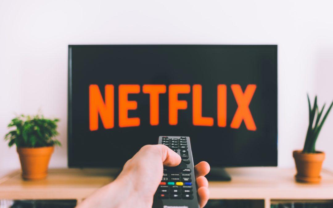 Entertainment || Netflix oktober 2020