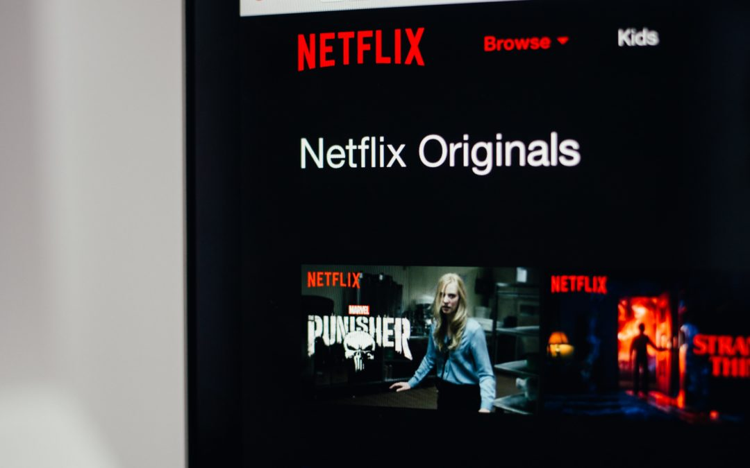 Entertainment    Netflix januari 2021