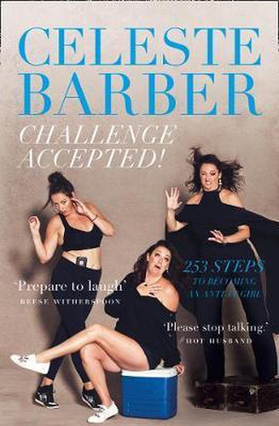 Books || Challenge Accepted! – Celeste Barber