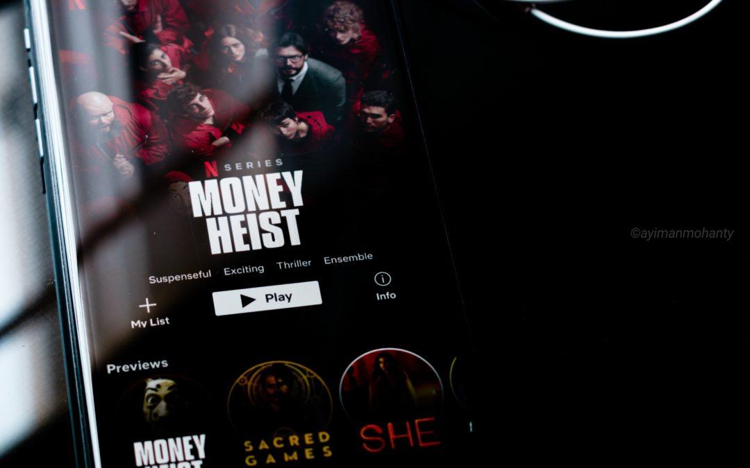 Entertainment || Netflix oktober 2021